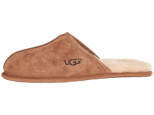 e26aad11eeb UGG Men s SCUFF Casual Comfort Suede Slip On Slippers CHESTNUT 1101111