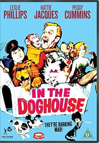In The Doghouse [DVD][Region 2]