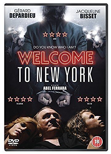 Welcome To New York [DVD][Region 2]