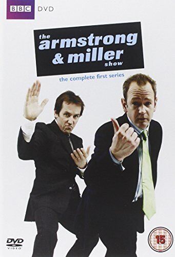 The Armstrong and Miller Show - Series 1 [DVD][Region 2]