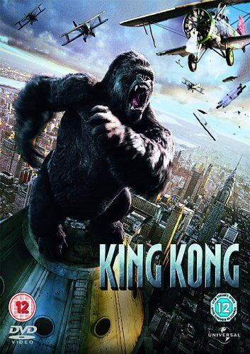 King Kong [DVD][Region 2]