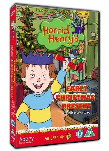 Horrid Henry and the Early Christmas Present [DVD][Region 2]