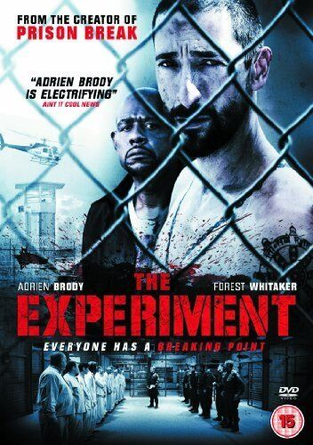 THE EXPERIMENT [DVD][Region 2]