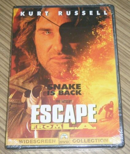 New Sealed DVD - Escape From L.A