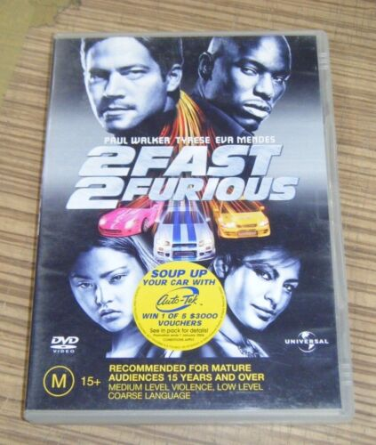 Pre-Owned DVD - 2 Fast 2 Furious