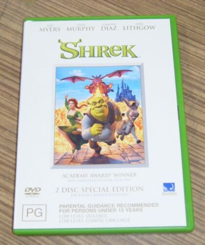 Pre-Owned DVD - Shrek (2 Disc Special Edition)