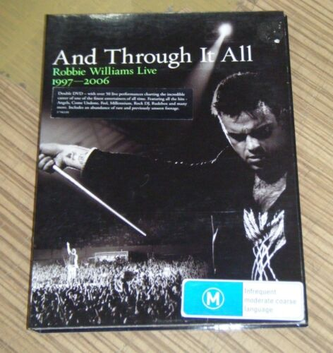 Pre-Owned DVD - And Through It All: Robbie Williams Live 1997 - 2006