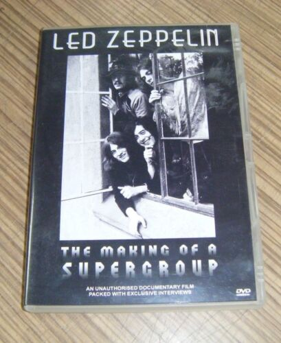 Pre-Owned DVD - Led Zeppelin: The Making of a Supergroup