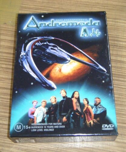 Pre-Owned DVD - Andromeda A.4