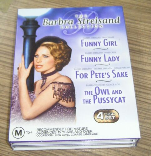 Pre-Owned DVD - The Barbra Streisand Collection
