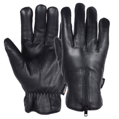 Mens Warm Winter Gloves Motorcycle Driving Cold Weather Glove Thermal Lining MRX