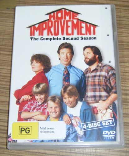 Pre-Owned DVD - Home Improvement: The Complete Second Season [A10]