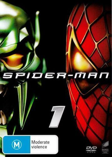 NEW Spider-Man 1 DVD Free Shipping