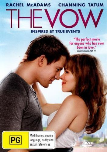 NEW The Vow DVD Free Shipping