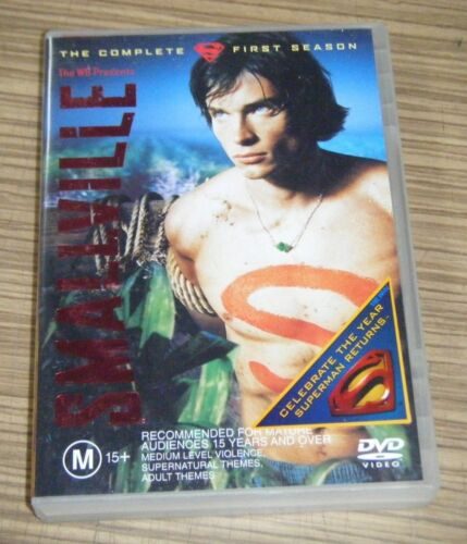 Pre-Owned DVD - Smallville: The Complete First Season [A1]