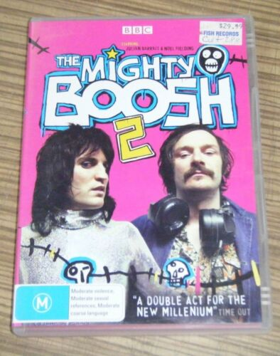 Pre Owned DVD - The Mighty Boosh 2 [A2]