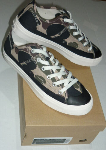 NEW CARHARTT size 7.5UK  EU41 SNEAKERS SHOES trainers Camo CANVAS HEART SOLE