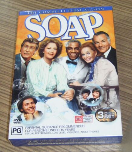 Pre-Owned DVD - SOAP: The Complete First Season [A2]