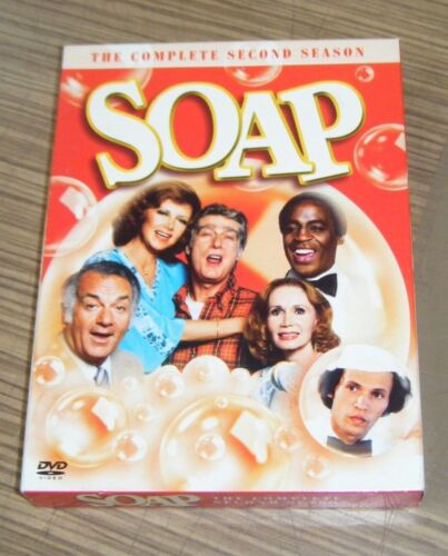 Pre-Owned DVD - SOAP: The Complete Second Season [A2]