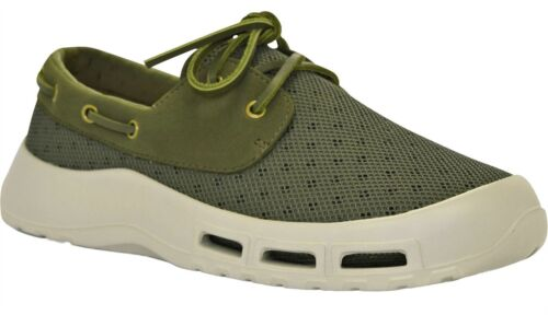 Soft Science The Fin MB0005SAG~Sage Green~Boat Shoes~RRP £60