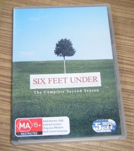 Pre Owned DVD - Six Feet Under: The Complete Second Season [A2]
