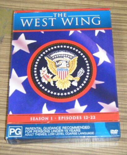 Pre Owned DVD - The West Wing: Season One   (A2)
