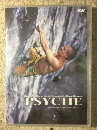 Psyche - Brand New Sealed All Regions DVD