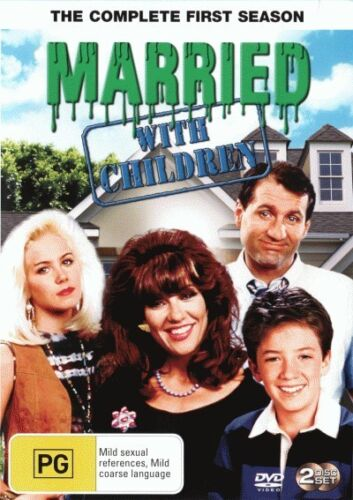 MARRIED WITH CHILDREN: SEASON 1 New DVD R4
