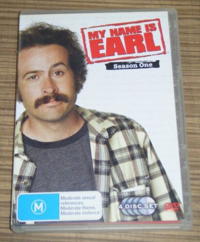 Pre-Owned DVD - My Name Is Earl: Season One [A4]