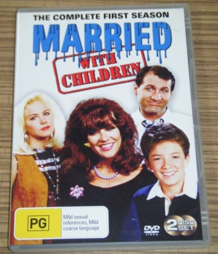 Pre-Owned DVD - Married with Children: The Complete First Season [A4]