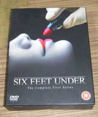 Pre Owned DVD - Six Feet Under: The Complete First Series