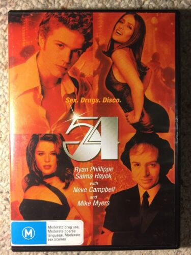 54 - Mike Myers - Ryan Phillippe - Like New R4 DVD