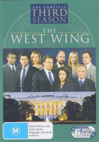 The West Wing: Season 3 = NEW DVD R4