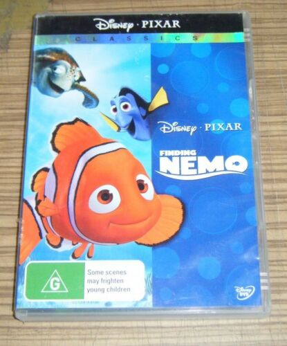 Pre-Owned DVD - Finding Nemo [A5]