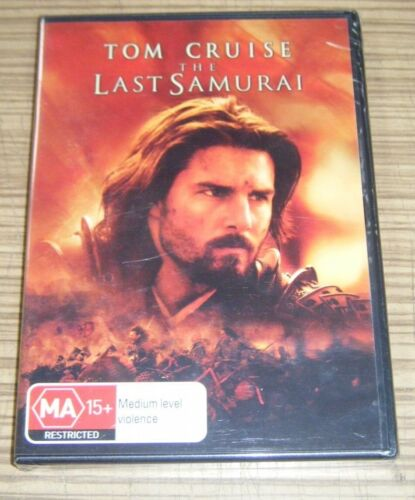 New Sealed DVD - The Last Samurai [A5]