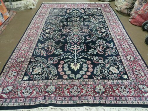 6' X 9' Hand Made Indo PERSIAN Royal Mahal Sarouk Wool Rug Carpet Nice