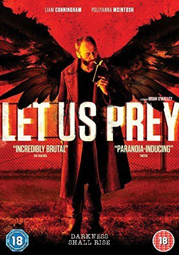 Let Us Prey [DVD][Region 2]