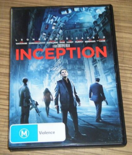 Pre Owned DVD - Inception [A5]