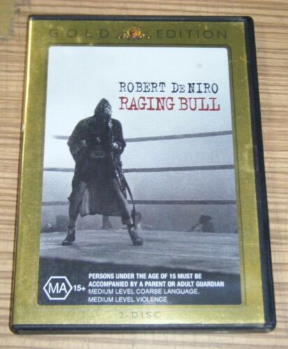 Pre Owned DVD - Raging Bull [A6]