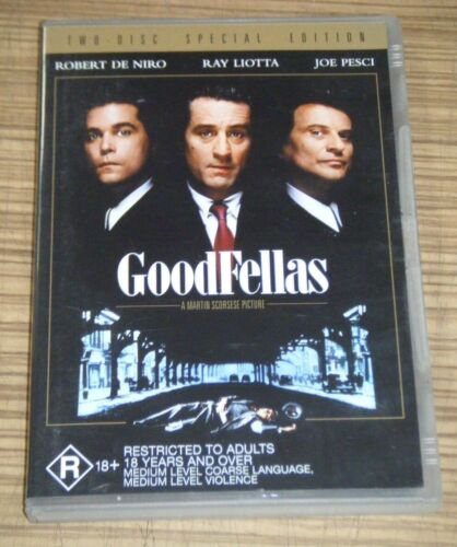 Pre Owned DVD - GoodFellas (Two-Disc Special Edition) [A6]
