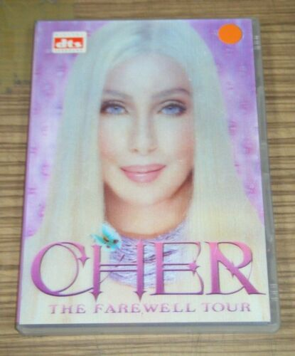 Pre-Owned DVD - Cher: The Farewell Tour [A7]