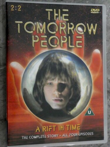 The Tomorrow People - A Rift In Time (DVD, Region 4) GE6