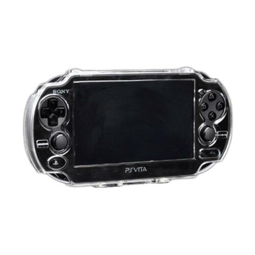 Protective case for PS Vita 1000 Sony hard cover armour shell - Clear   ZedLabz