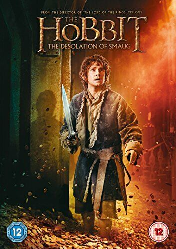 The Hobbit: The Desolation of Smaug [DVD] [2013][Region 2]