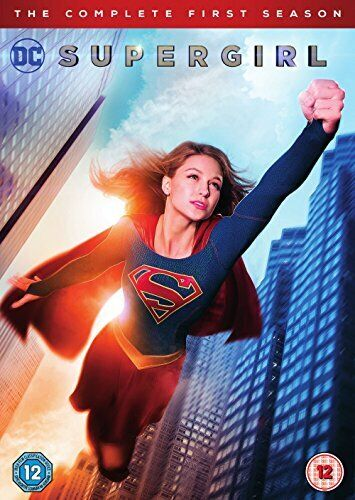Supergirl - Season 1 [DVD] [2016][Region 2]