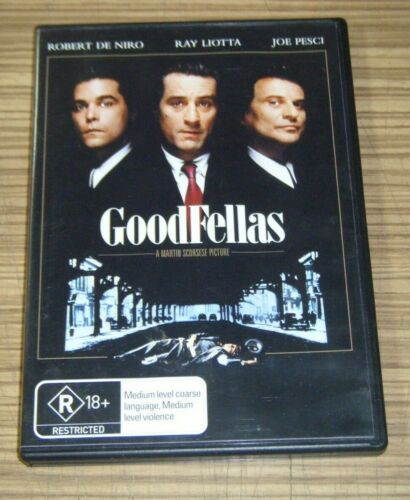 Pre Owned DVD - GoodFellas [A3]