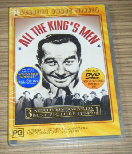Pre Owned DVD - All The King's Men [A7]