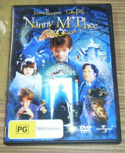 Pre Owned DVD - Nanny McPhee [A8]
