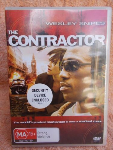 THE CONTRACTOR WESLEY SNIPED LENA HEADEY DVD MA R4