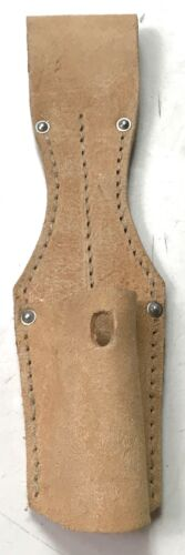WWII GERMAN EARLY WAR K98 98K MAUSER RIFLE BAYO CARRY FROG-NATURAL LEATHERGermany - 156432